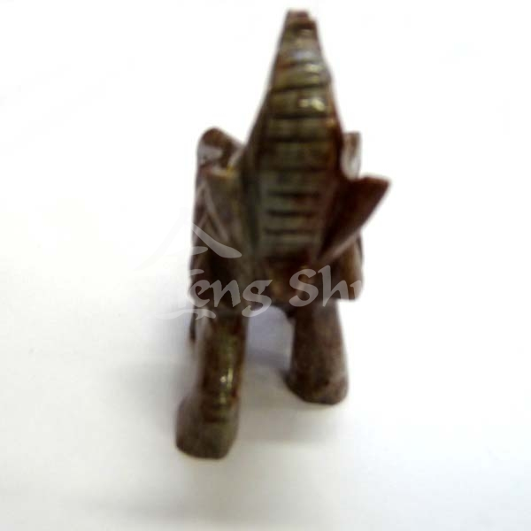Slon - symbol šťastia, Mramor