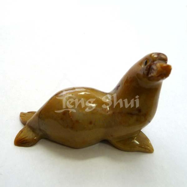 Tuleň - farebný mramor